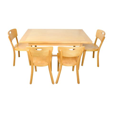 Ikea Dining Table With 4 Chairs 68 Ikea Ikea Side Extendable Dining Table And Four Chairs Tables