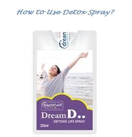 Detox Headache Relief by Detox Spray An Relief Product By Dtg