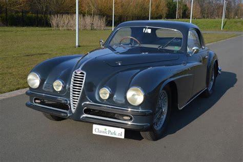 vintage alfa romeo 6c classic park cars alfa romeo 6c 2500 ss touring