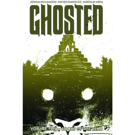 the of destiny volume 2 books ghosted volume 2 quot books of the dead quot skybound