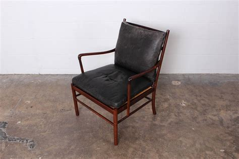 colonial armchair colonial armchair by ole wanscher at 1stdibs