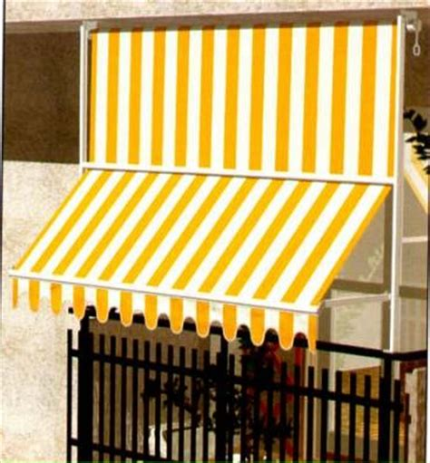 offerta tenda da sole tenda da sole modello a caduta con guida laterale e
