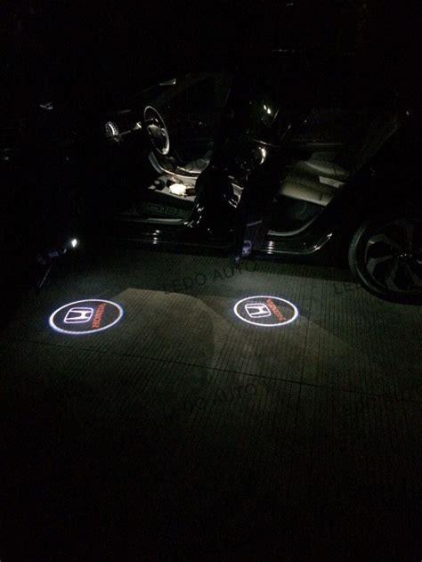 Door Light Pintu Logo Honda 2016 honda accord logo projector led door light modify automotive led lighting technology