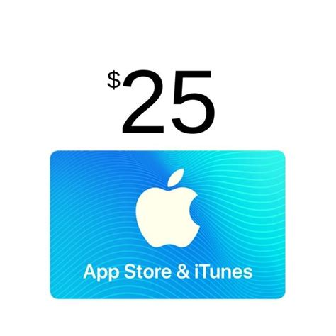 Itunes Gift Card Usa Online - itunes gift card 25 usa app store scheda up