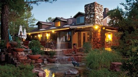 Bed And Breakfast Arizona The Lodge At Sedona In Sedona Coconino An Yavapai County