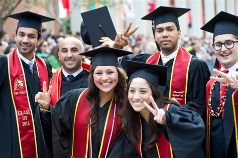 Southern 2013 Summer Mba Graduation by Usc News