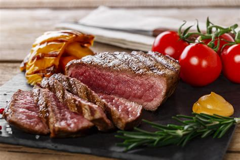 protein 8 oz rump steak culinary catering catering cater wichita wedding