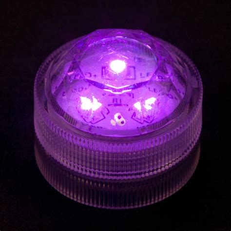 Purple Led Lights - purple submersible led light