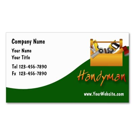 click business card template 17 best images about plumbing plumber business cards on