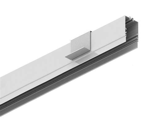 illuminazione lineare profilo per illuminazione lineare in alluminio da incasso