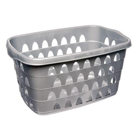 Silver Laundry Basket Deal At Wilko Offer Calendar Week Silver Laundry