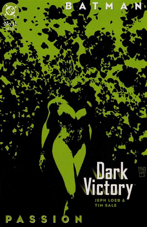 libro batman dark victory batman dark victory 11 passion issue