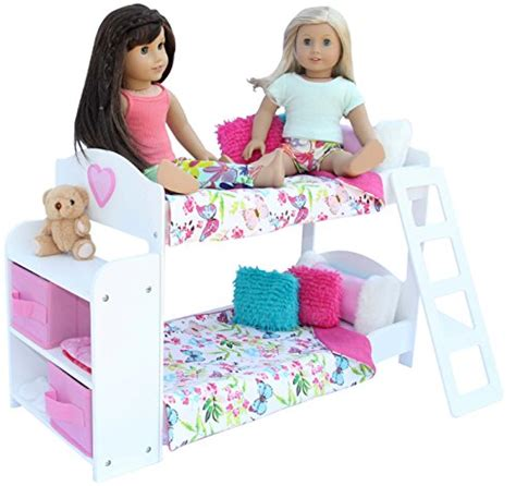 american girl doll bed set 20 pc bedroom set for 18 inch american girl doll