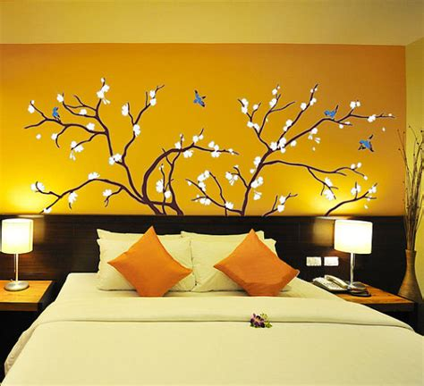 decorative wall stickers birds fly in plum tree wall stickers home decorating photo 32361621 fanpop