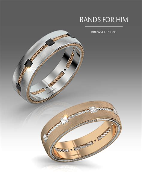 wedding anniversary rings and bands