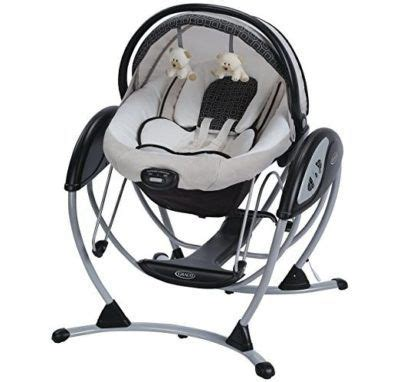 graco monkey baby swing best baby bouncers rockers and swings reviews 2017