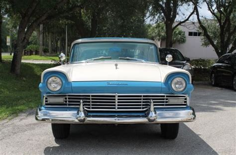 ford fairlane    door coupe  automatic restored hardtop  sale bonita springs