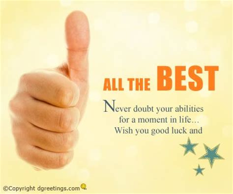 all best dgreetings say all the best to your near and dear ones