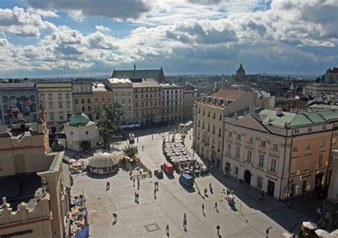 Travel View On Krakow City Centre The World Travel
