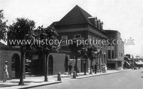 Braintree Post Office by Great Britain Essex