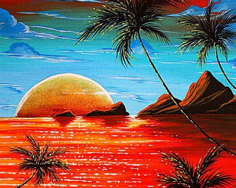 Imagenes Para Pintar En Acrilico   dibujos faciles para pintar con acrilico cuadros y