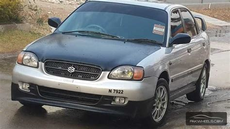 Modified Baleno For Sale In Pakistan by Suzuki Baleno Cars For Sale In Peshawar Verified Car Ads