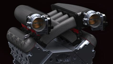 Cool Looking Ls by Dyno Testing The Looking Carbon Xr Intake