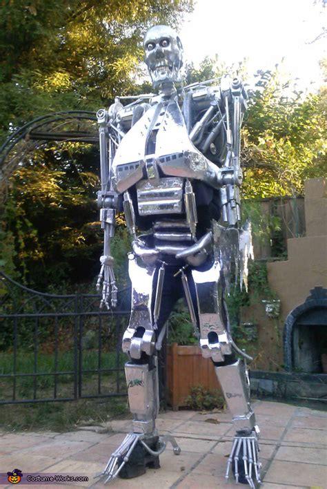terminator creative diy halloween costume