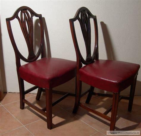 sedie antiche inglesi sedie 6 antiche inglesi vittoriane