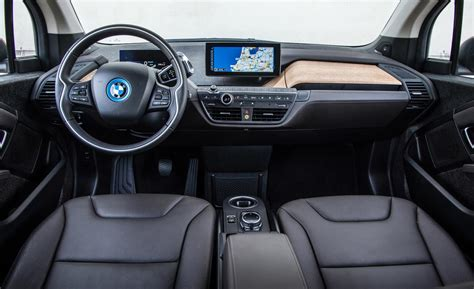 I3 Interior by Car And Driver