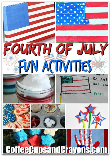 fourth of july crafts for 25 fourth of july activities coffee cups and crayons