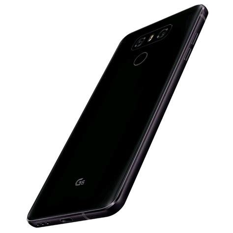 Lg G6 4 64gb Black lg g6 dual sim lg h870ds 64gb black expansys thailand