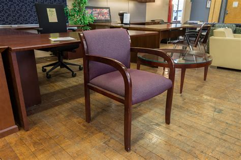 hon mahogany guest chairs peartree office furniture