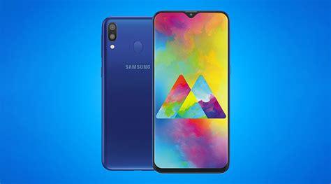 samsung m20 samsung officialise les galaxy m10 et m20 universmartphone