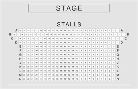 palace seating the other palace seating plan reviews seatplan