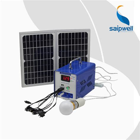 Small Home Solar Power Generator Manufacturers Supply Solar Generator Solar Home Power