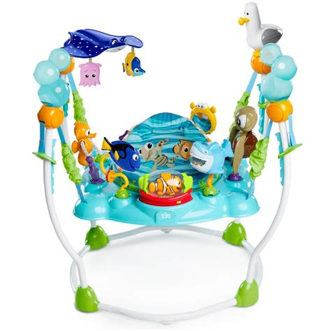 table d activit 233 s jumperoo nemo de disney baby