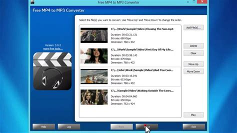 free download mp4 mp3 converter registered how to convert mp4 to mp3 with free mp4 to mp3 converter