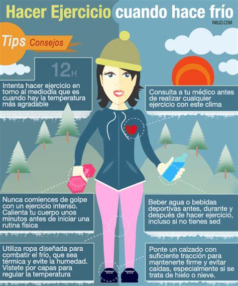 libro vienen cuando hace fro tips para hacer ejercicio cuando hace fr 237 o salud frio consejos ejercicio tips farmacia