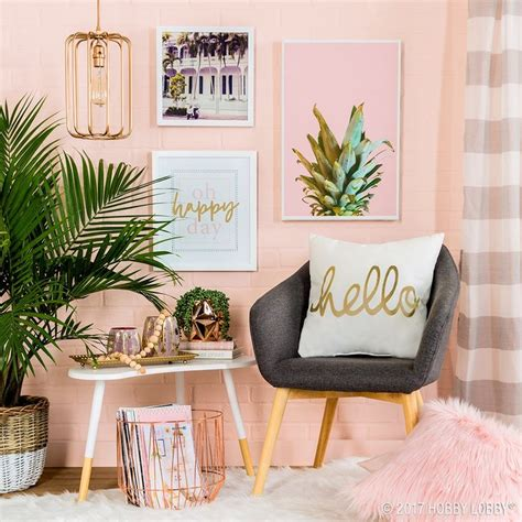 trend alert pink copper design color trends pinterest trend alert add major flair to your space with blush and