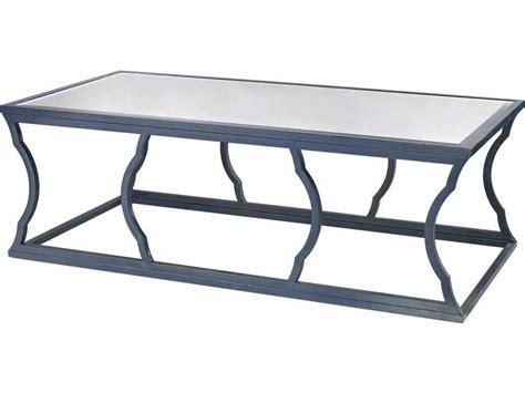 navy coffee table lazy susan 60 x 30 rectangular metal cloud navy blue