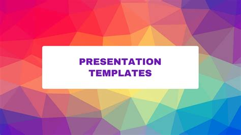 7 Presentation Templates Better Than An Average Powerpoint Presentation Templates