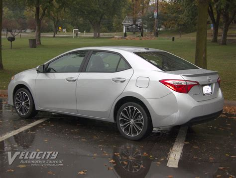 toyota corolla model year changes all new corolla s 2014 autos post