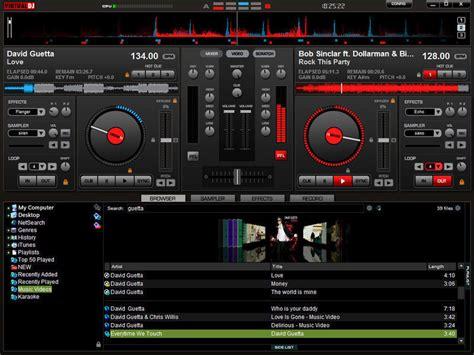 imagenes dj virtual gratis virtual dj descargar gratis