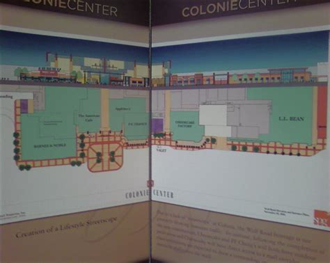 layout of crossgates mall colonie center colonie new york labelscar