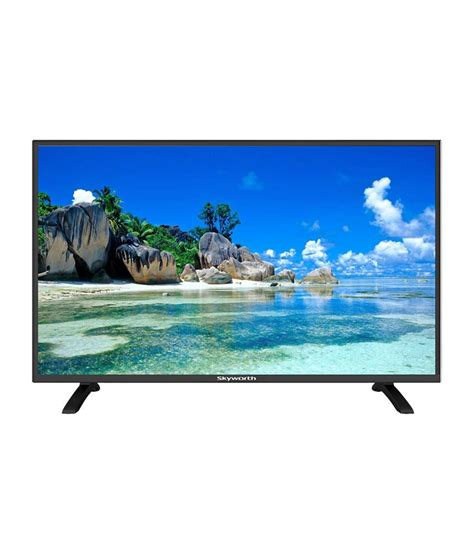 buy skyworth    cm  full hd led television