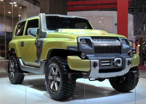 ford troller interior toyota fj cruiser concept 2015 2018 car reviews prices