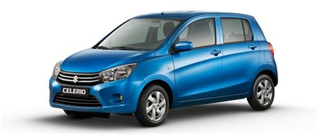 Maruti Suzuki Celerio Prices Maruti Suzuki Celerio Reviews Price Specifications