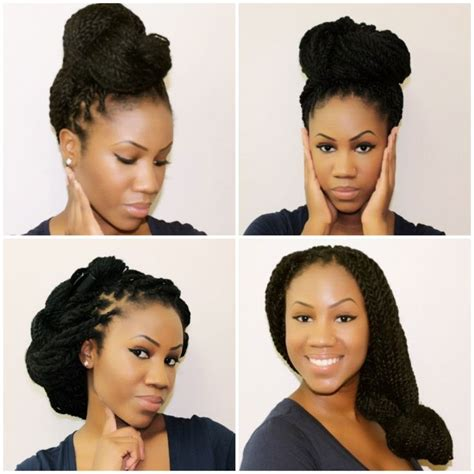 different kind of hairstyle with twisting styles for box braids senegalese twists and locs part 2