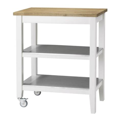 kitchen trolleys and islands stenstorp kitchen trolley ikea